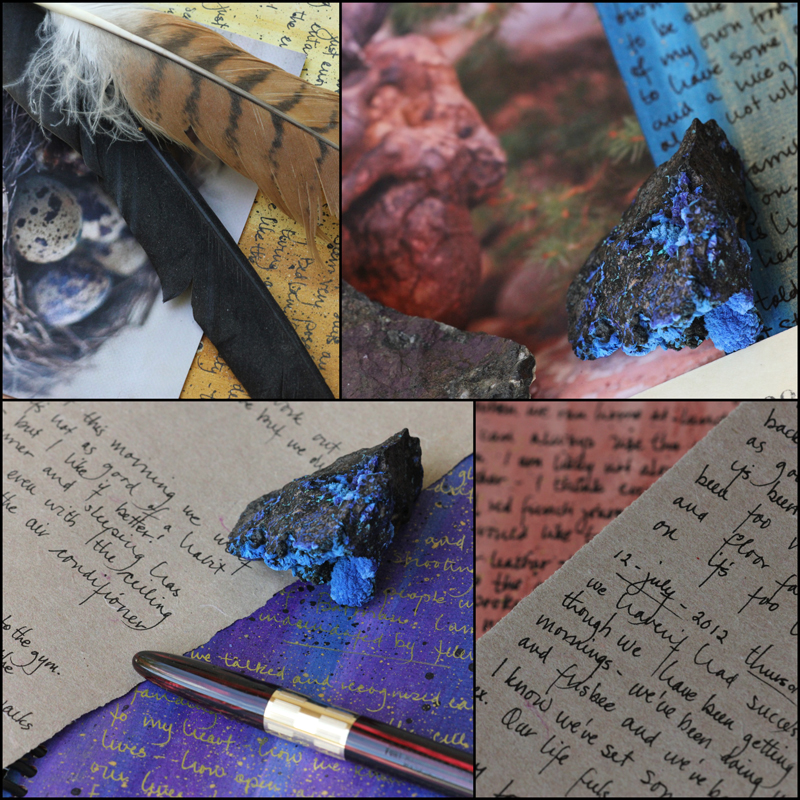 2012 9 2 - Writing collage